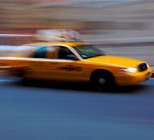 Moving Yellow by John Robb