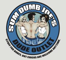 Sum Dumb Joe's Dude Outlet by thearteast