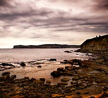 Terrigal Rock Pool by James Deypalan