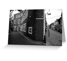 Ashton Lane Greeting Card