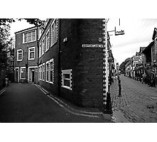 Ashton Lane Photographic Print