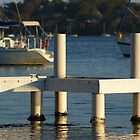 Balmoral Bay Private Jetty by Rochelle Buckley