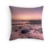 Lanzarote Sunset Throw Pillow