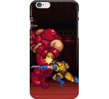 X-Men: Mutant Apocalypse - Wolverine vs Juggernaut Phone iPhone Case/Skin