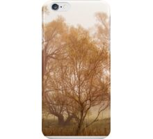 Fog and Willow iPhone Case/Skin