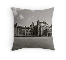 Kelvingrove Art Gallery Throw Pillow