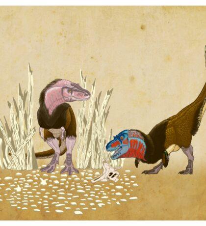 Lesser Bowertyrant (Gorgosaurus libratus) Sticker