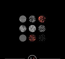 """Blurryface"" twenty one pilots by maiavz"