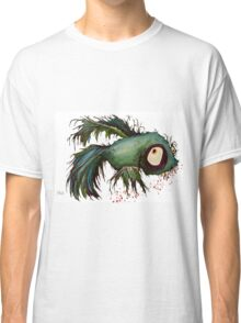 """ds"" the zombie betta fish Classic T-Shirt"