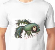 """ds"" the zombie betta fish Unisex T-Shirt"