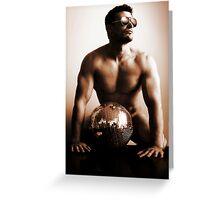 Disco balls Greeting Card