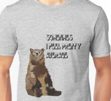 average bear Unisex T-Shirt
