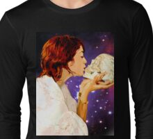 Kissing Yorick Long Sleeve T-Shirt
