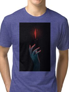 Shard of the abyss Tri-blend T-Shirt