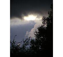 Dark Skies Photographic Print