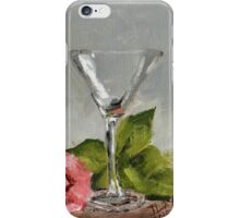 Pink Rose N Glass iPhone Case/Skin