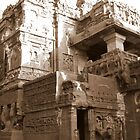 Ellora caves by magiceye