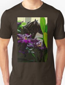 Spotted On The Sill Unisex T-Shirt