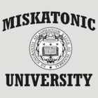 Miskatonic University by Mel Preston