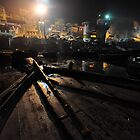 Varanasi Awakens by Brendan Buckley