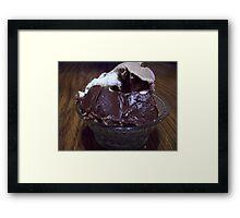 Chocolate Delite Framed Print