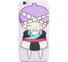 Cute and Plumpy Hmonggy Girl iPhone Case/Skin