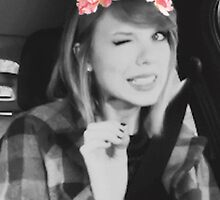 Taylor Swift *Wink* by goodgirlfaith