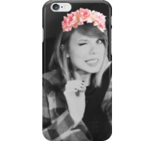 Taylor Swift *Wink* iPhone Case/Skin