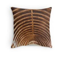 Rafters Throw Pillow