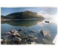 Lake Tekapo. Poster