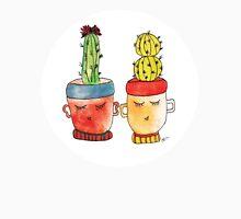 Cacti Couplet | Emma  Unisex T-Shirt