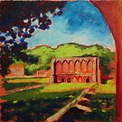 Furness Abbey by Martin Williamson (©cobbybrook)