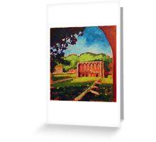 Furness Abbey Greeting Card