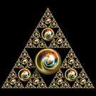 Pyramid Of Incendia   by Vanessa Barklay