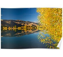 Mackenzie Country Reflections. Poster