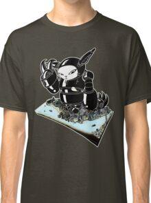 Giant Robot Cat Classic T-Shirt