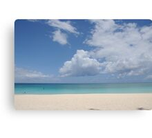 Perfect Getaway Canvas Print
