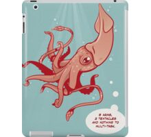 Bored Squid iPad Case/Skin