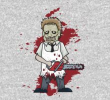 Leatherface by tmhoran