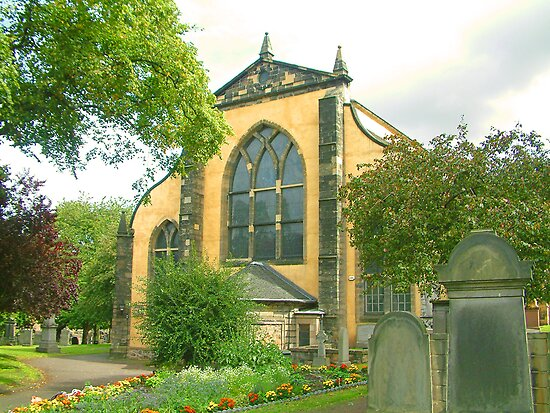 Greyfriars Kirk, Edinburgh by Stuart  Fellowes