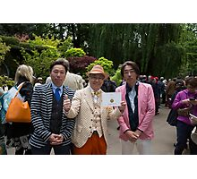 RHS Chelsea Flower Show Winer Photographic Print
