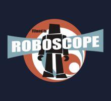 Filmed in Roboscope Kids Clothes