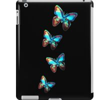 Space Butterfly, Butterflies, Galaxy, Universe, Planet, Nature iPad Case/Skin