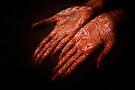Henna'd Lace by Vikram Franklin