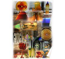 Corning Glassworks Poster