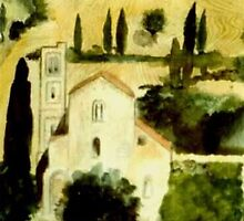 lusignano d'albenga by Rosa  D'Alessio