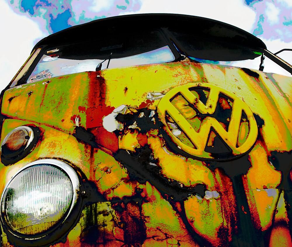 Hippy Trippy by David Lawrence