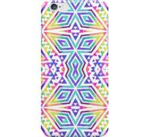 Tribal kaleidoscope. iPhone Case/Skin