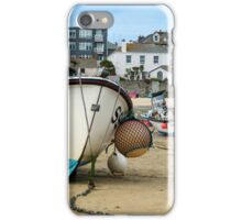 Fishing Boats, St Ives, Cornwall iPhone Case/Skin