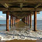 Southwold Pier by David Lawrence